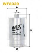 Топливный фильтр WIX WF8029