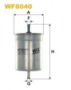 Топливный фильтр WIX WF8040