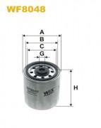Топливный фильтр WIX WF8048
