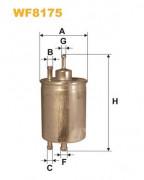 Топливный фильтр WIX WF8175