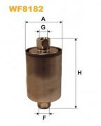 Топливный фильтр WIX WF8182