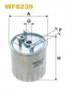 Топливный фильтр WIX WF8239