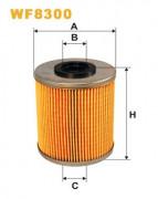 Топливный фильтр WIX WF8300