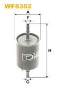 Топливный фильтр WIX WF8352