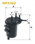 Топливный фильтр WIX WF8362