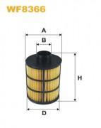 Топливный фильтр WIX WF8366