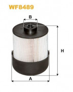 Паливний фільтр WIX WF8489