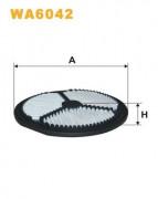 Воздушный фильтр WIX WA6042