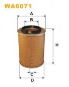 Воздушный фильтр WIX WA6071