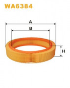 Воздушный фильтр WIX WA6384