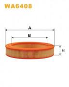 Воздушный фильтр WIX WA6408