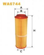 Воздушный фильтр WIX WA6744