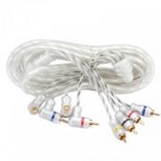 Межблочный кабель витая пара Kicx MRCA45 (5м)