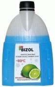 Незамерзаюча рідина (концентрат) в бачок омивача Bizol Winter Screen Wash –80 °C