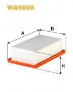 Воздушный фильтр WIX WA9808