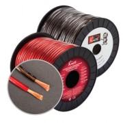 Силовой кабель Kicx 6AWG (75м)
