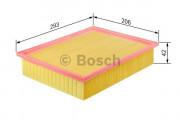 Воздушный фильтр BOSCH 1457433055