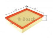 Воздушный фильтр BOSCH F 026 400 267