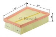 Воздушный фильтр BOSCH F026400380