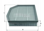 Воздушный фильтр MAHLE LX1250
