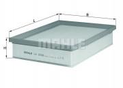 Воздушный фильтр MAHLE LX2085