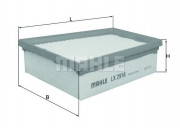 Воздушный фильтр MAHLE LX2916