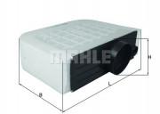Воздушный фильтр MAHLE LX3233/6