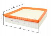 Воздушный фильтр MAHLE LX4335/1