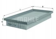 Воздушный фильтр MAHLE LX936