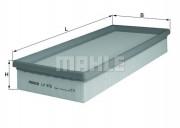 Воздушный фильтр MAHLE LX978