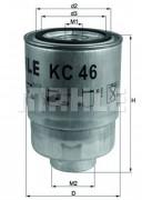 Паливний фільтр MAHLE KC46