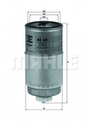 Топливный фильтр MAHLE KC69
