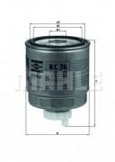 Топливный фильтр MAHLE KC76