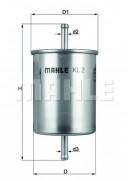 Паливний фільтр MAHLE KL2