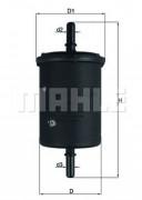 Топливный фильтр MAHLE KL248