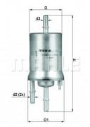 Топливный фильтр MAHLE KL572