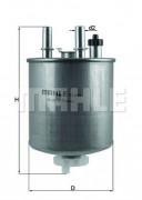 Топливный фильтр MAHLE KL834