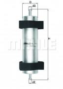 Топливный фильтр MAHLE KL916