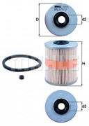 Топливный фильтр MAHLE KX206D