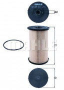 Паливний фільтр MAHLE KX220D