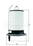 Топливный фильтр MAHLE KX398