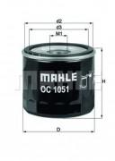 Масляный фильтр MAHLE OC1051
