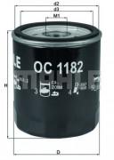 Масляный фильтр MAHLE OC1182