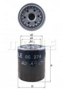 Масляный фильтр MAHLE OC274