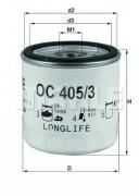 Масляный фильтр MAHLE OC405/3
