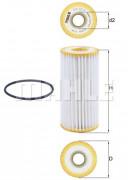 Оливний фільтр MAHLE OX1217D