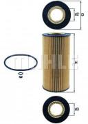 Масляный фильтр MAHLE OX123/1D
