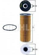Масляный фильтр MAHLE OX133D
