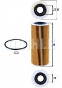 Масляный фильтр MAHLE OX177/3D