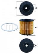 Оливний фільтр MAHLE OX341D